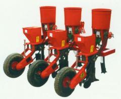 Tractor seeders