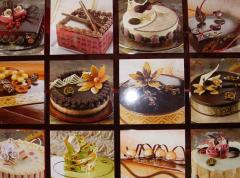 Сладкарски изделия - торти