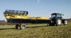 Disk Harrows Mounted