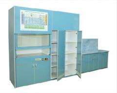 Laboratory freezing chambers