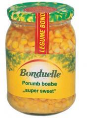 Супер сладка церевица на зърна