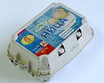 Кутия за яйца 1Х6 броя