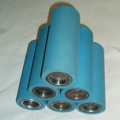 Shafts for flexographic printing