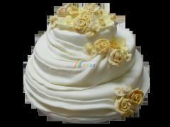 Сватбена торта  H-316