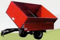 Agricultural trailers