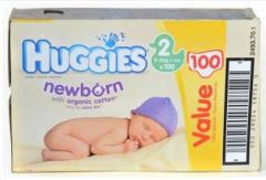 HUGGIES NewBorn 2