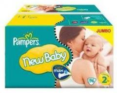 PAMPERS New Baby Dry Max Jumbo 2