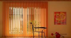 Blinds for rooms