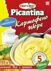 Картофено пюре със сметана Picantina
