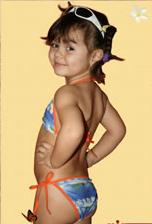 Купальники для бассейна для девочек