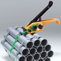 Tools for binding by polypropylene and