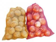 Мрежести чували за опаковане на плодове и