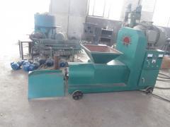 Wood crushing machines