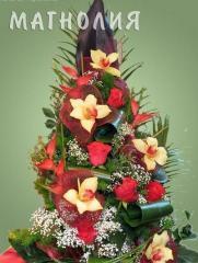Аранжиране на цветя и търговия с декоративни
