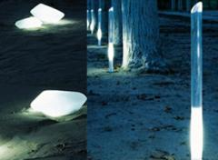 Градинско и парково осветление