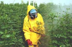 Препарати за растителна защита
