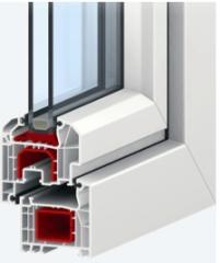 PVC профилите с много добри технически показатели