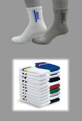 Спортни мъжки чорапи - термо