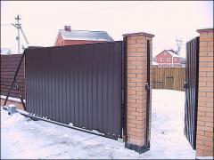 Улични врати от метал