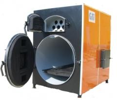 Fire-tube boilers