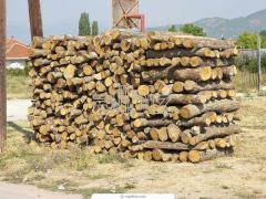Sleepers, timber