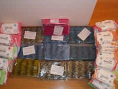 Latex condoms