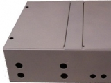 Chest cable metal block