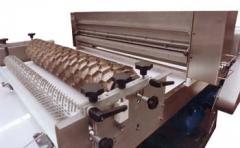 Машини тестоотделителни шнекови