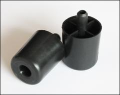 Пластмасова стъпка H 58 с щифт