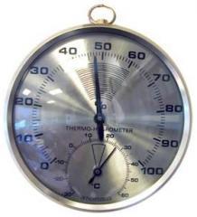 Психохигрометър , стрелкови термовлагомер