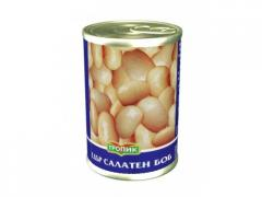 Едър салатен боб
