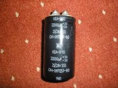 Кондензатори и кондензаторни уредби