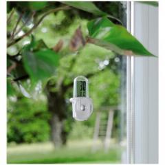 Hama LCD Термометър, външен /за прозорец/