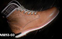 Зимни мъжки обувки