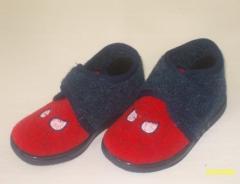 Детски есенни обувки