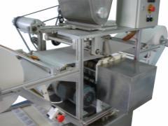 Пакетиращ автомат за опаковане на смлени билки и