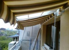 Тенти балконски