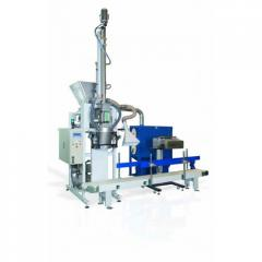 Weighing and dosing equipment