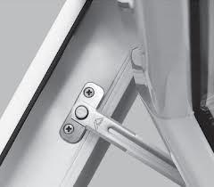 Обков за прозорци вариант едноосово отваряне ROMB