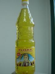 Слънчогледово олио на едро