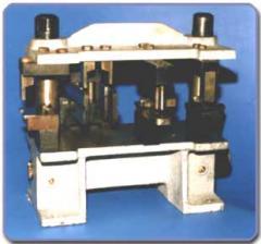Ръчна преса за алуминиева дограма система Алумил