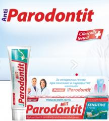 Anti Parodontit Active  • Strengthens and tightens