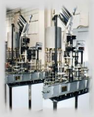 Оборудване за производство и пълнене на газирани