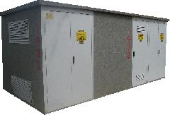 Бетонните комплектни трансформаторни подстанции