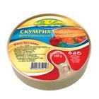 Филе от скумрия без кожа в доматен сос