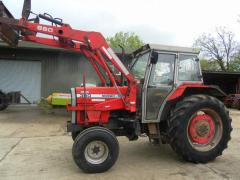 Трактор  MASSEY FERGUSON - 390
