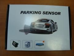Парктроник 6 сензора огледало