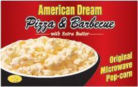 Микровълнови пуканки American Dream - Pizza