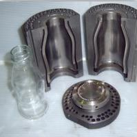 Molds for blowing of bottles