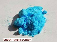 Меден сулфат